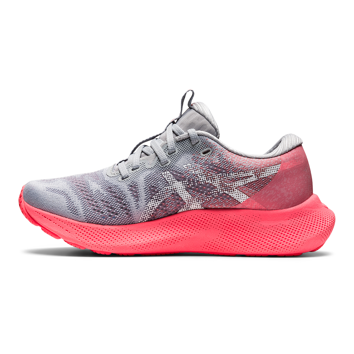 Women's Asics Gel-Nimbus Lite 2 Running Shoe - Color: Blazing Coral  - Size: 5 - Width: Regular, Blazing Coral, large, image 2