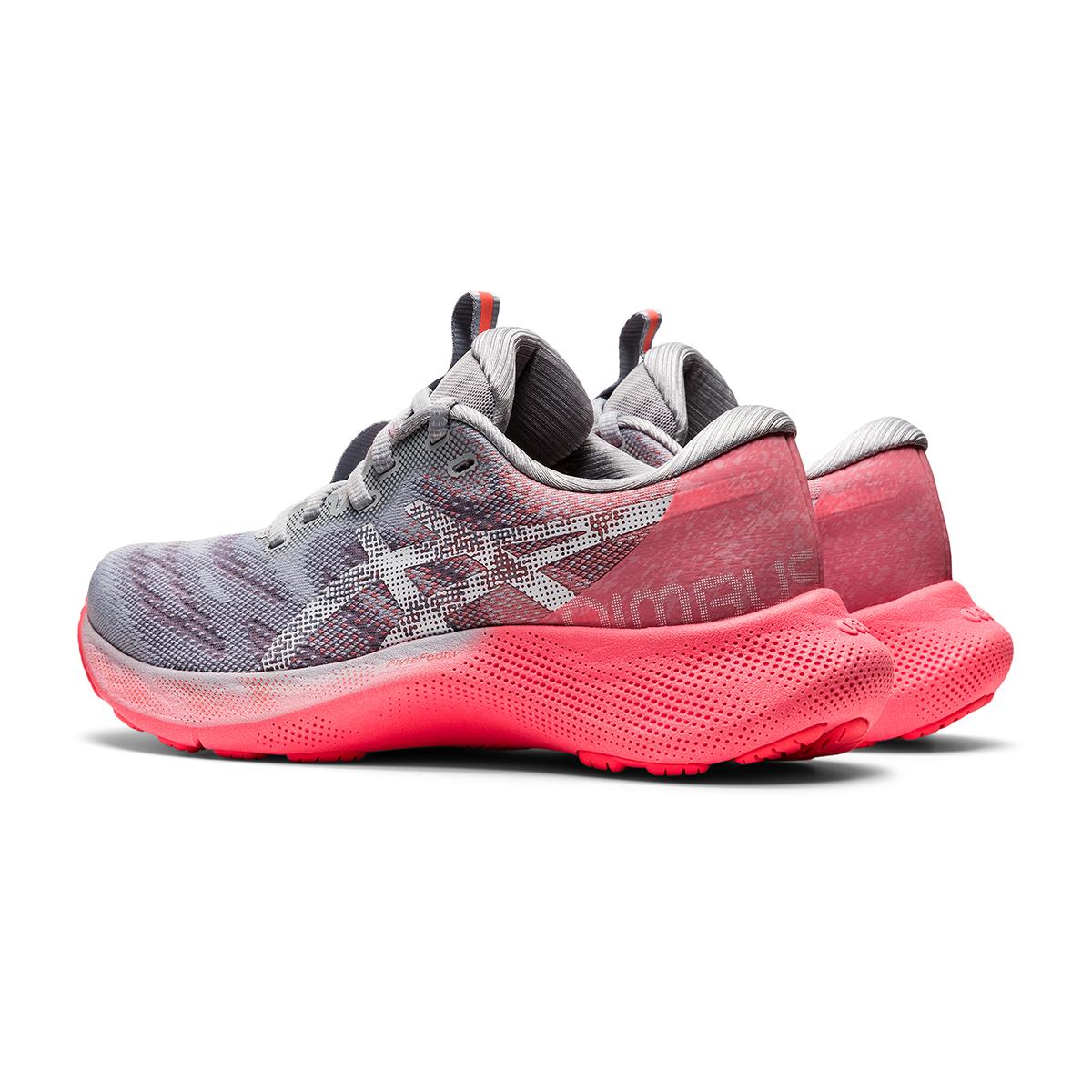 Women's Asics Gel-Nimbus Lite 2 Running Shoe - Color: Blazing Coral  - Size: 5 - Width: Regular, Blazing Coral, large, image 4