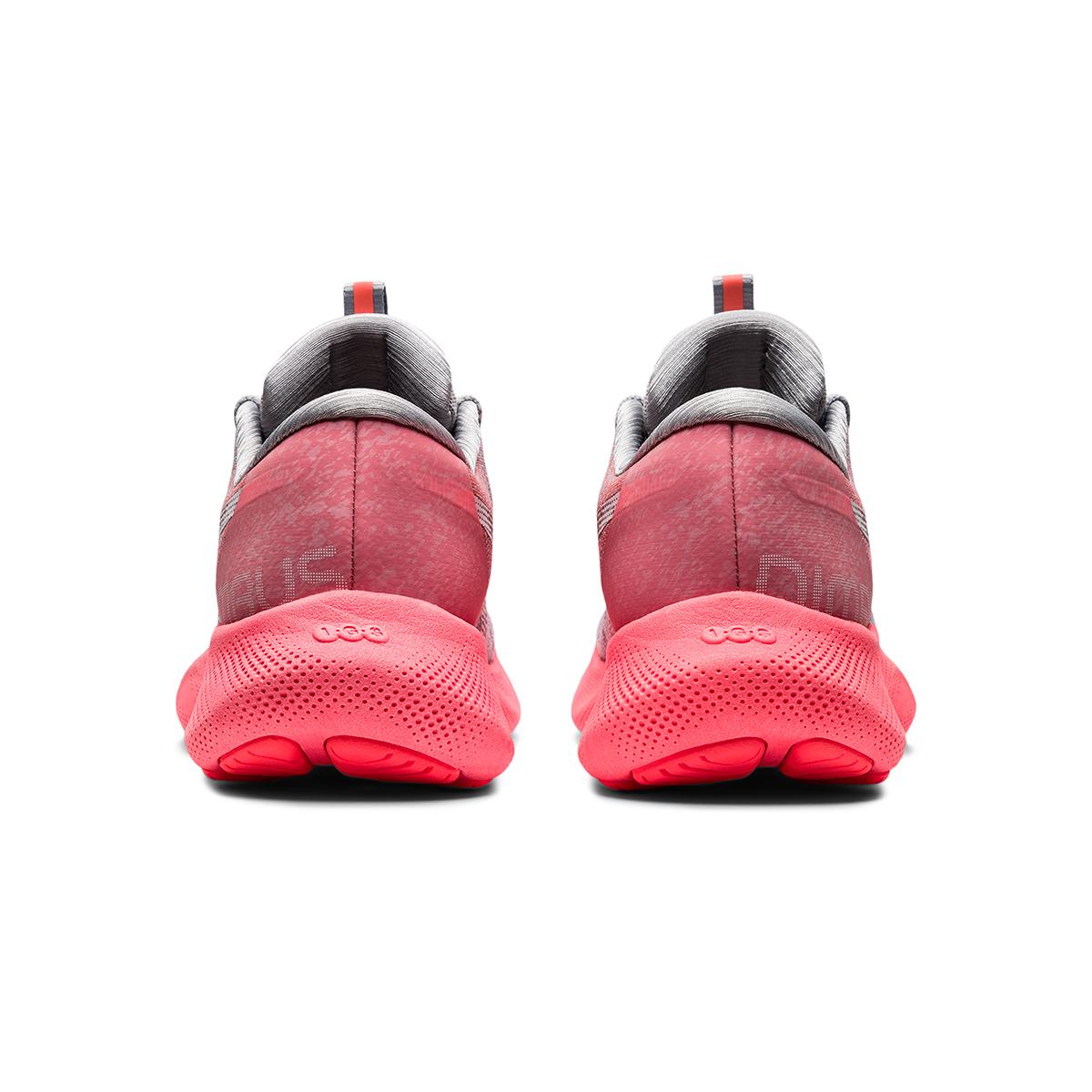 Women's Asics Gel-Nimbus Lite 2 Running Shoe - Color: Blazing Coral  - Size: 5 - Width: Regular, Blazing Coral, large, image 5
