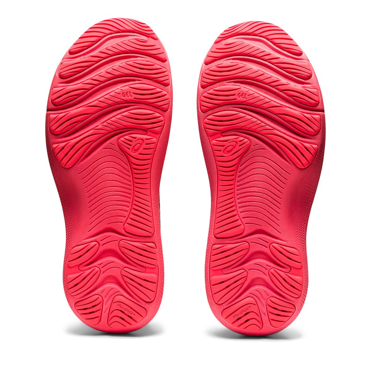 Women's Asics Gel-Nimbus Lite 2 Running Shoe - Color: Blazing Coral  - Size: 5 - Width: Regular, Blazing Coral, large, image 6