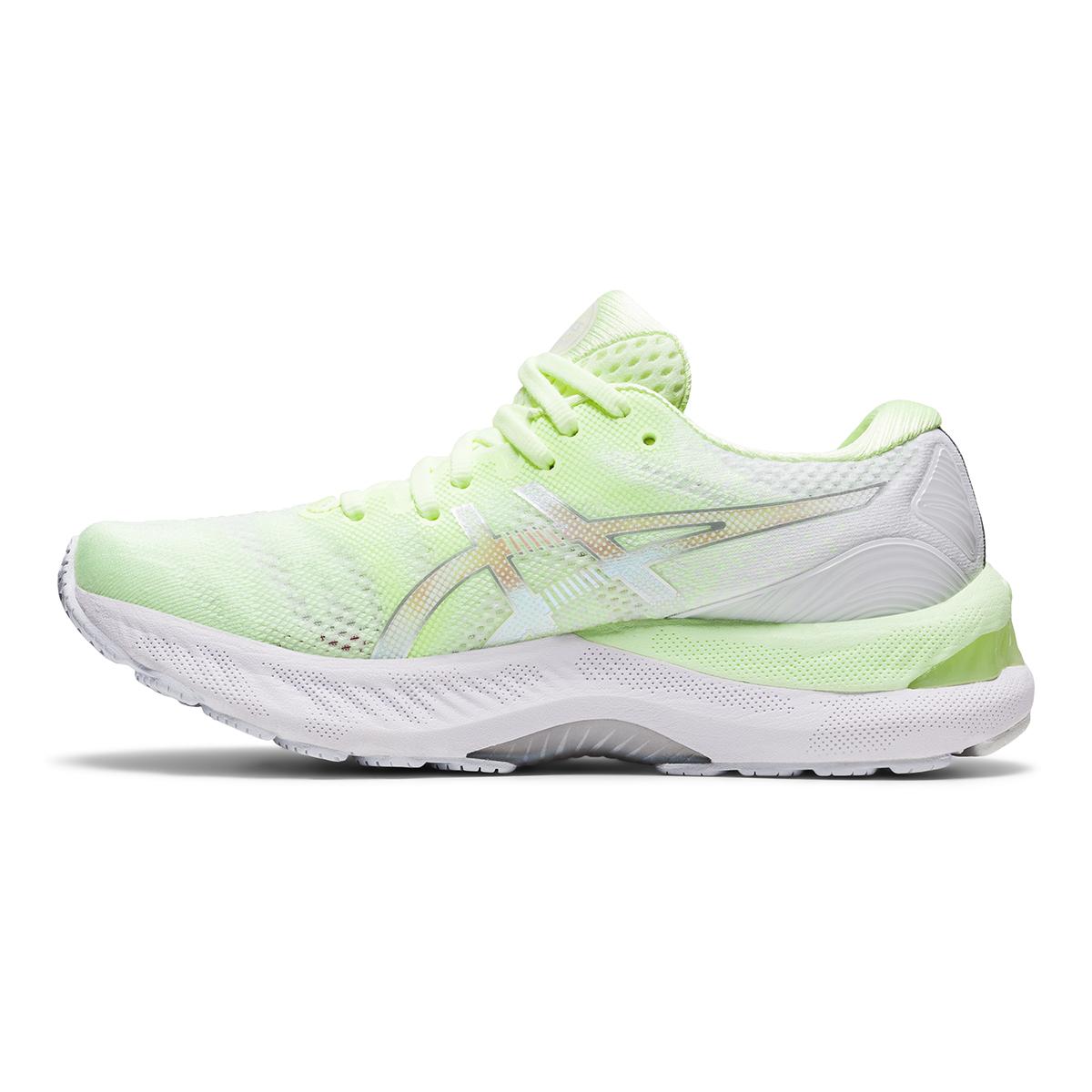Women's Asics Gel-Nimbus 23 Running Shoe - Color: Illuminate Yellow - Size: 5 - Width: Regular, Illuminate Yellow, large, image 2