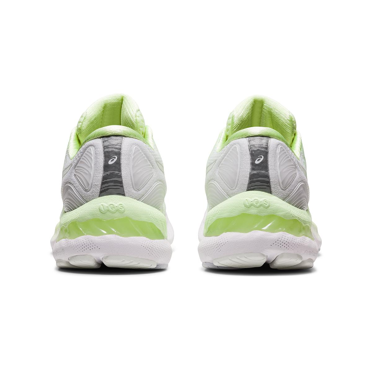 Women's Asics Gel-Nimbus 23 Running Shoe - Color: Illuminate Yellow - Size: 5 - Width: Regular, Illuminate Yellow, large, image 5