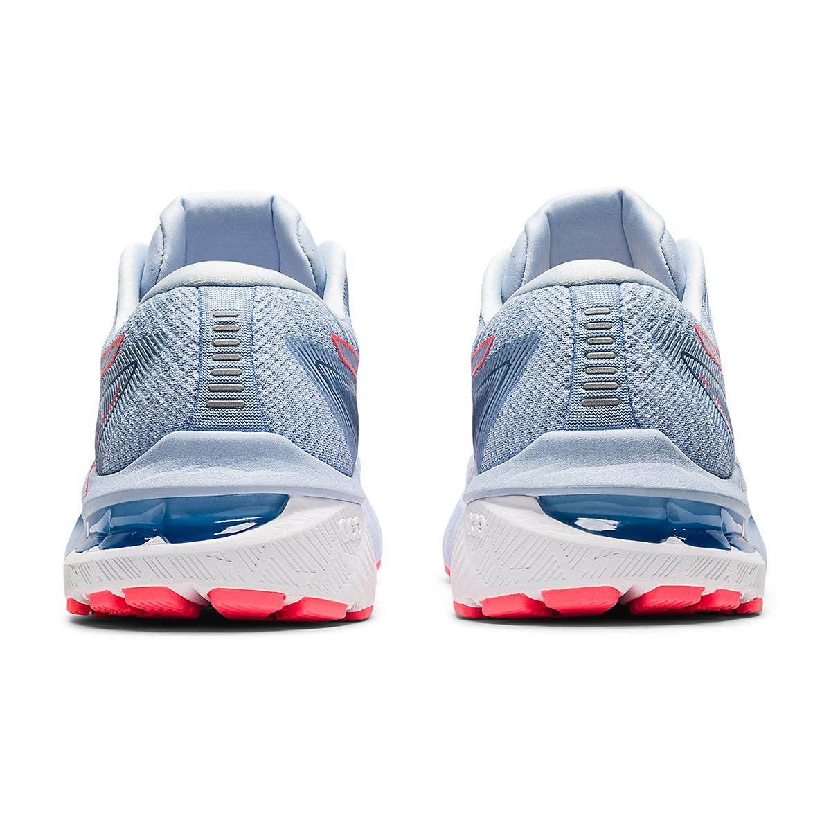 Women's Asics GT-2000 10 Running Shoe - Color: Mist/Blazing Coral - Size: 5 - Width: Regular, Mist/Blazing Coral, large, image 5