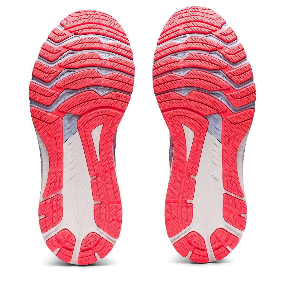 Women's Asics GT-2000 10 Running Shoe - Color: Mist/Blazing Coral - Size: 5 - Width: Regular, Mist/Blazing Coral, large, image 7