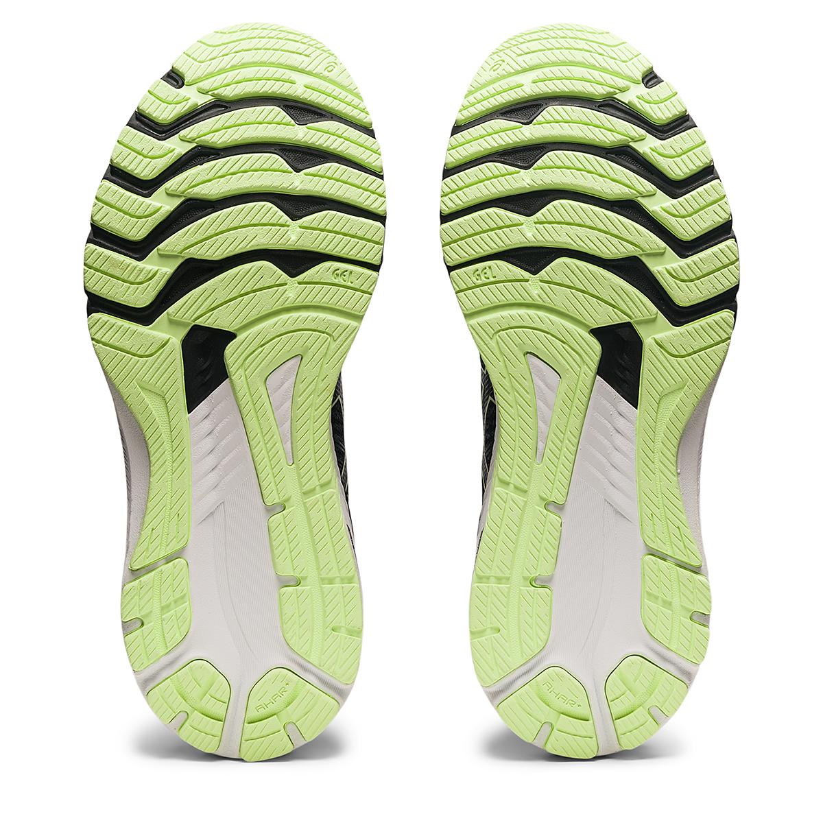 Women's Asics GT-2000 10 Running Shoe - Color: Soft Lavender/Black - Size: 5 - Width: Wide, Soft Lavender/Black, large, image 7