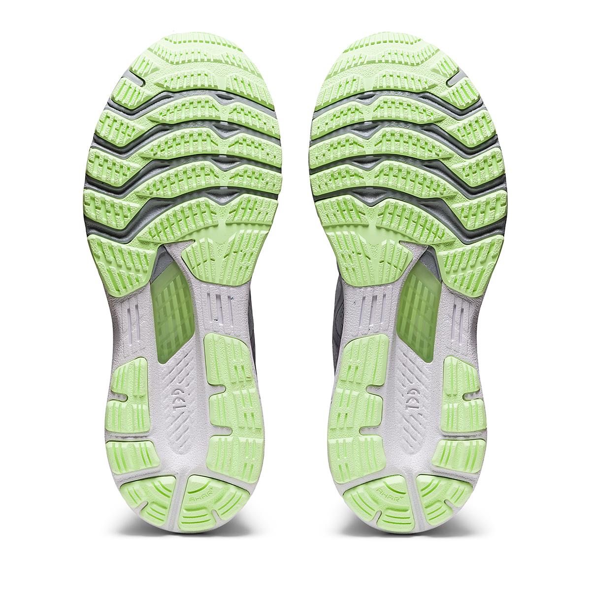 Women's Asics Gel-Kayano 28 Running Shoe - Color: Piedmont Grey/Lavender - Size: 5 - Width: Regular, Piedmont Grey/Lavender, large, image 7