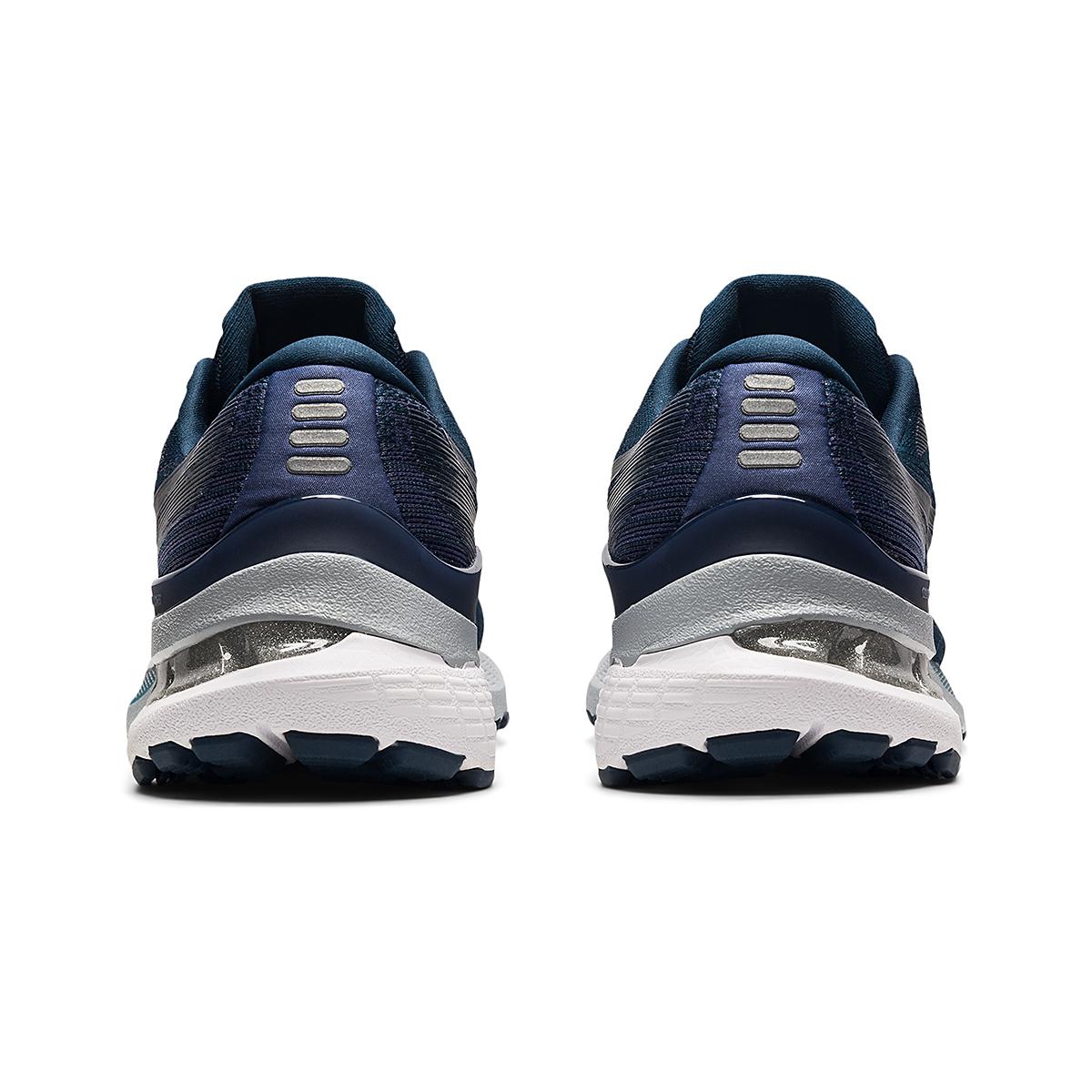 Women's Asics Gel-Kayano 28 Running Shoe - Color: French Blue/Thunder Blue - Size: 5 - Width: Wide, French Blue/Thunder Blue, large, image 6