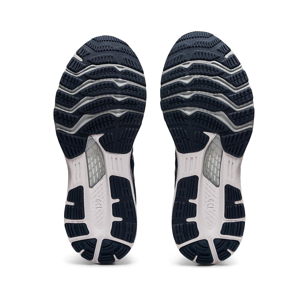 Women's Asics Gel-Kayano 28 Running Shoe - Color: French Blue/Thunder Blue - Size: 5 - Width: Wide, French Blue/Thunder Blue, large, image 7