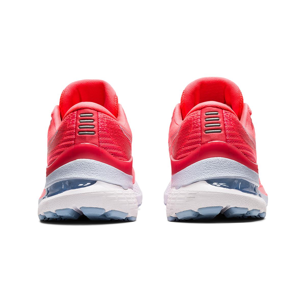 Women's Asics Gel-Kayano 28 Running Shoe - Color: Blazing Coral - Size: 5 - Width: Regular, Blazing Coral, large, image 7