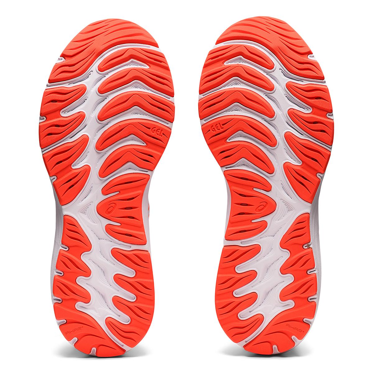 Women's Asics Gel-Cumulus 23 Running Shoe - Color: White/Sky - JackRabbit Exclusive - Size: 5 - Width: Regular, White/Sky - JackRabbit Exclusive, large, image 7