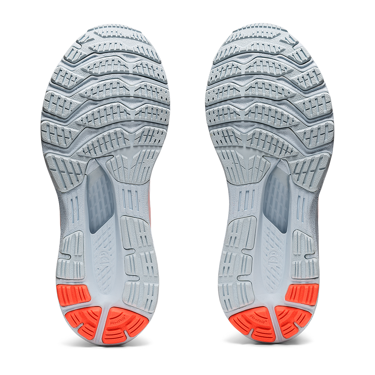 Women's Asics Gel-Kayano 28 Running Shoe - Color: White/Flash Coral - JackRabbit Exclusive - Size: 5 - Width: Regular, White/Flash Coral - JackRabbit Exclusive, large, image 7