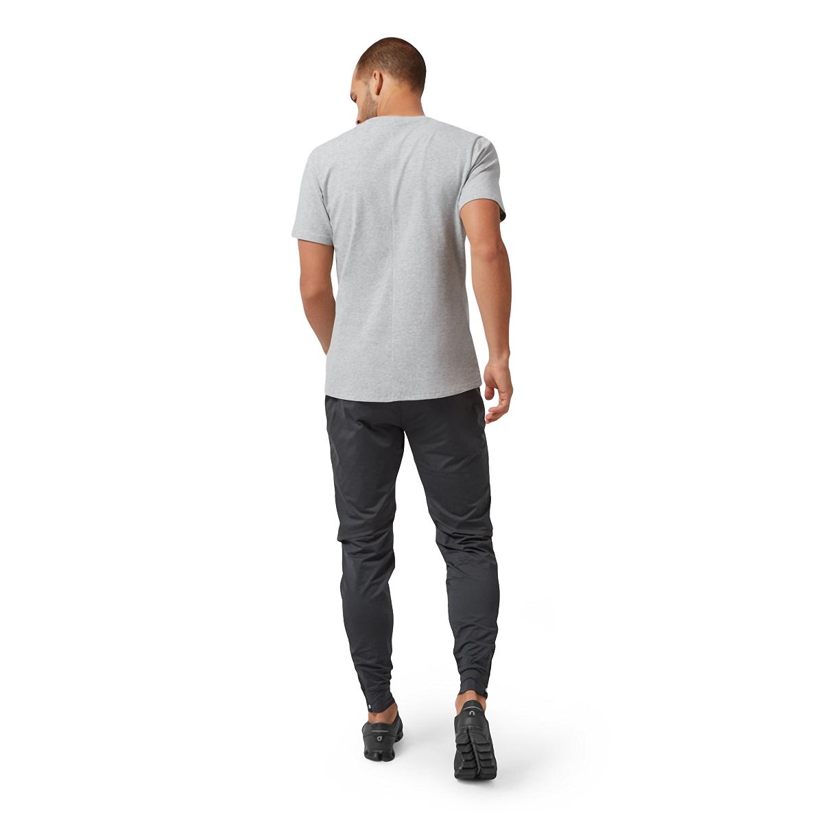 Men's On Running Pants - Color: Black - Size: S, Black, large, image 2