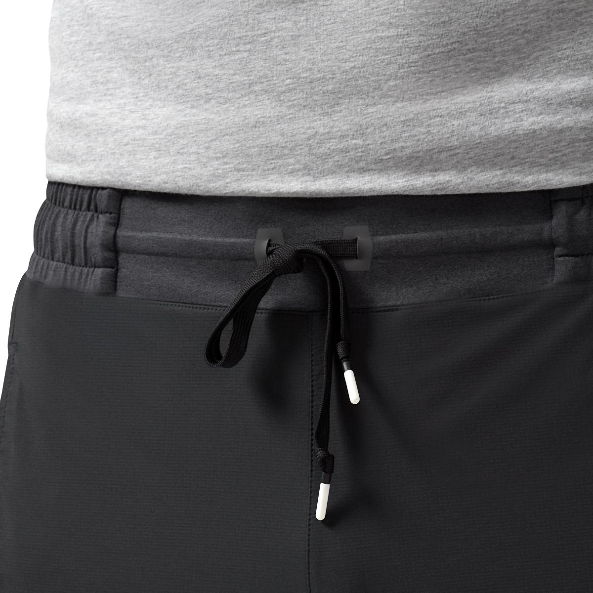 Men's On Running Pants - Color: Black - Size: S, Black, large, image 4