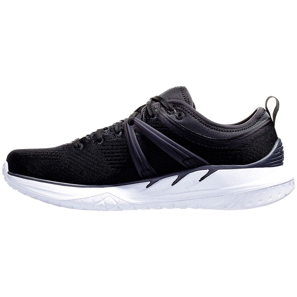 Women's Hoka One One Tivra Running Shoe - Color: Black/Dark Shadow - Size: 5 - Width: Regular, Black/Dark Shadow, large, image 5