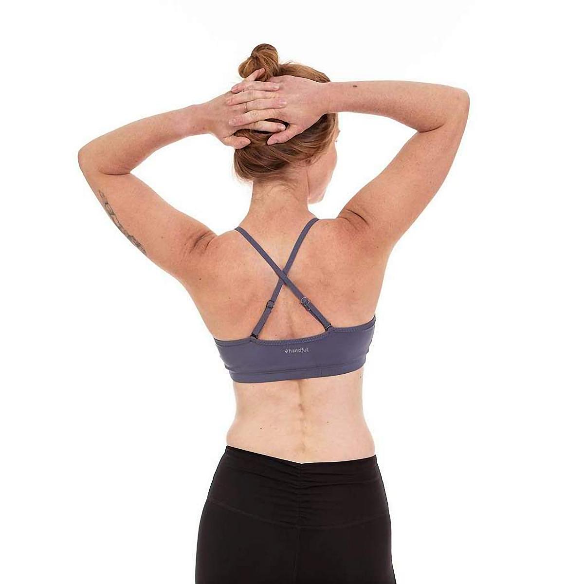 Women's Handful Adjustable Bra - Color: Dreamcatcher - Size: XS, Dreamcatcher, large, image 2