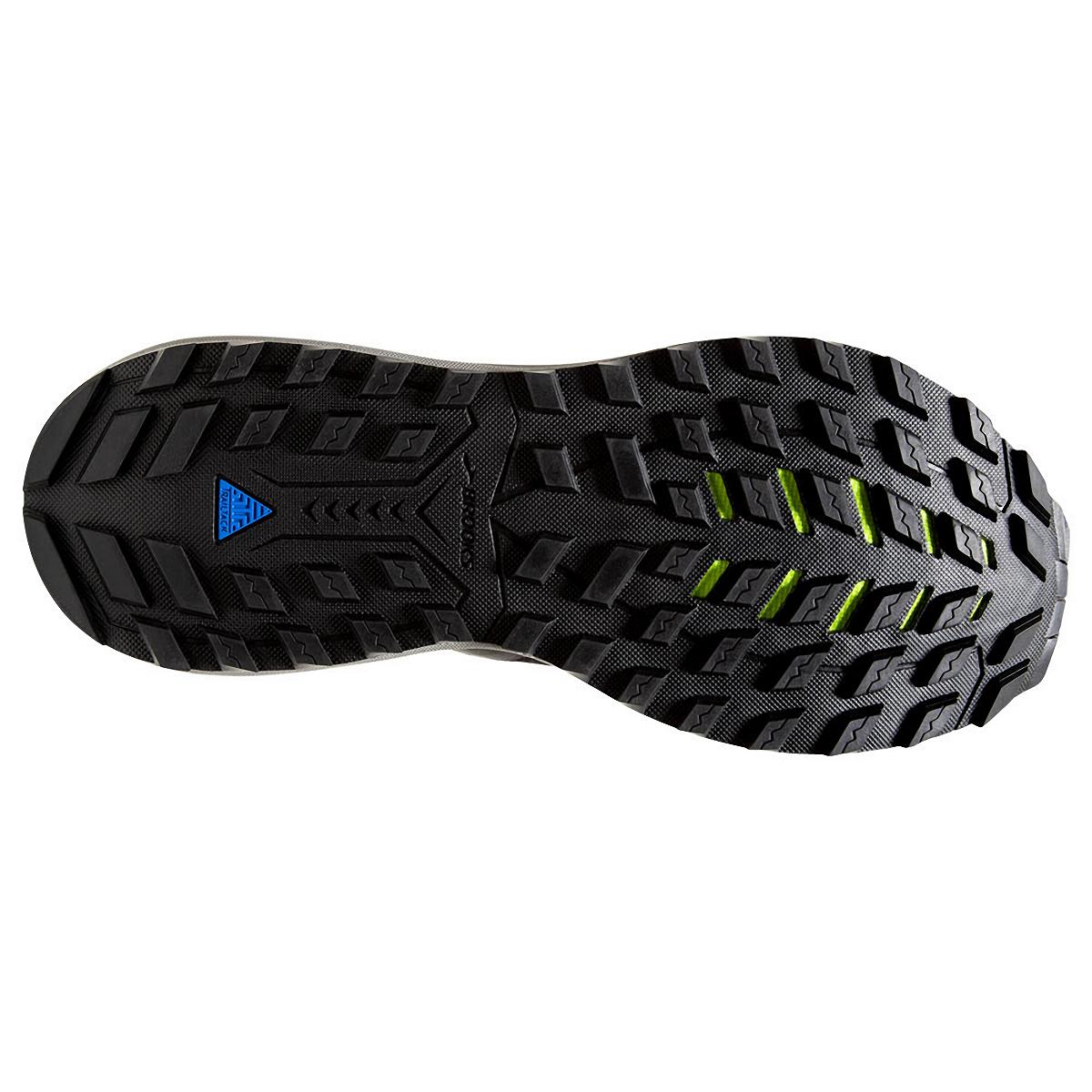Men's Brooks Cascadia 15 Trail Running Shoe - Color: Black/Raven - Size: 8.5 - Width: Regular, Black/Raven, large, image 6