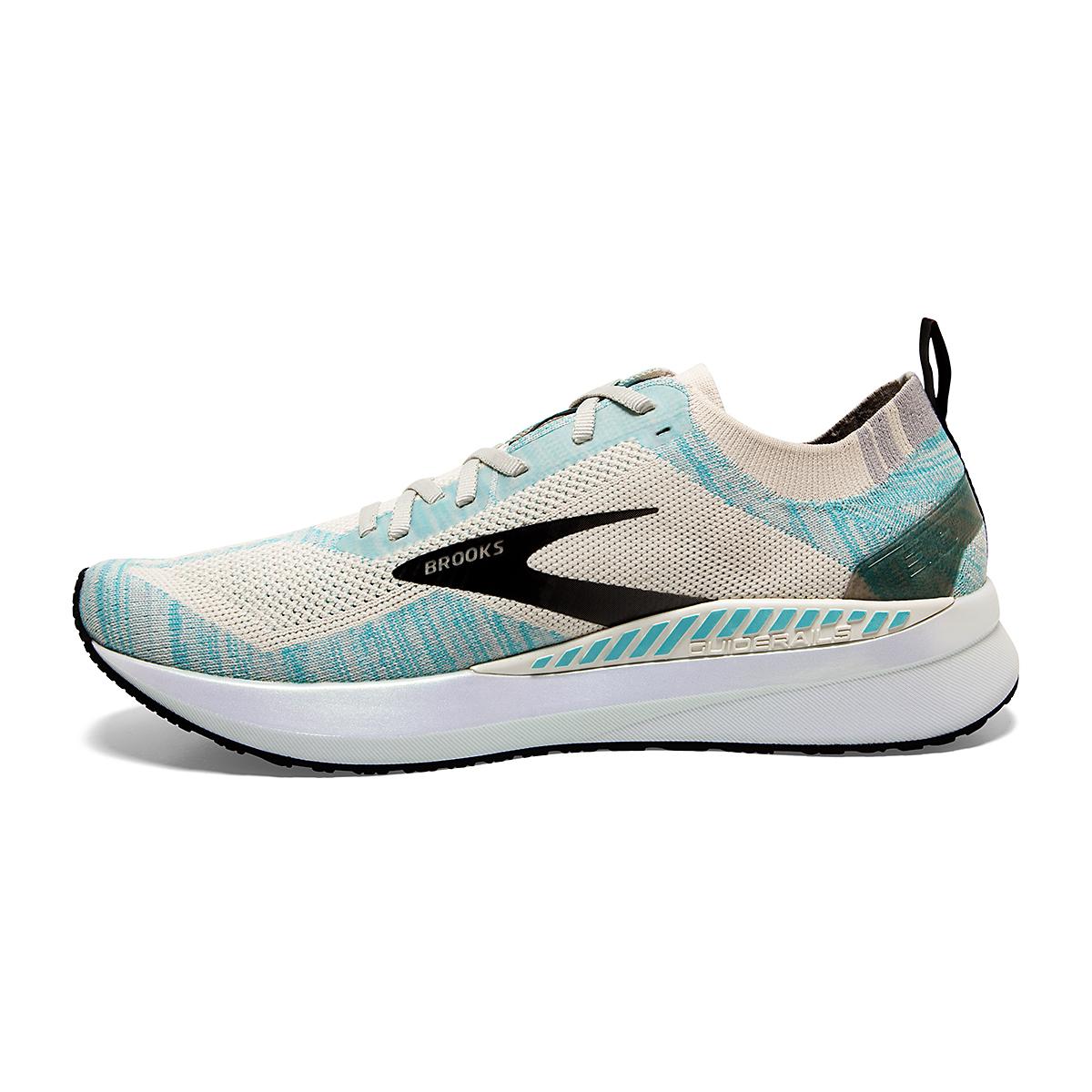 Men's Brooks Bedlam 3 Running Shoe - Color: Jet Stream/Antarctica/Capri - Size: 7 - Width: Regular, Jet Stream/Antarctica/Capri, large, image 2