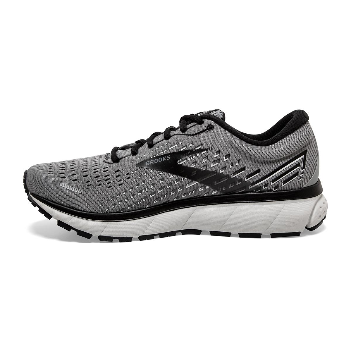 Men's Brooks Ghost 13 Running Shoe - Color: Primer Grey - Size: 7 - Width: Regular, Primer Grey, large, image 5