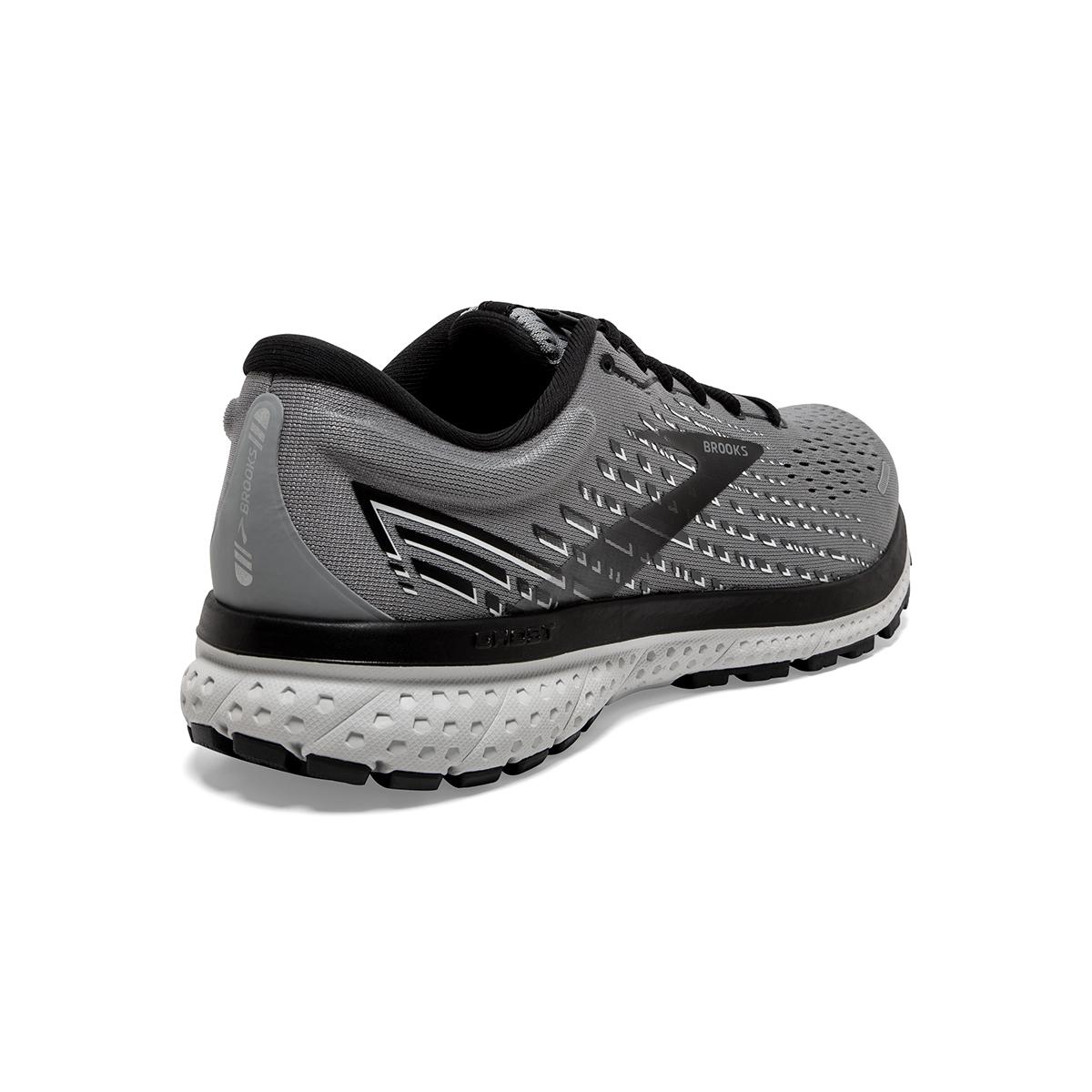 Men's Brooks Ghost 13 Running Shoe - Color: Primer Grey - Size: 7 - Width: Regular, Primer Grey, large, image 6