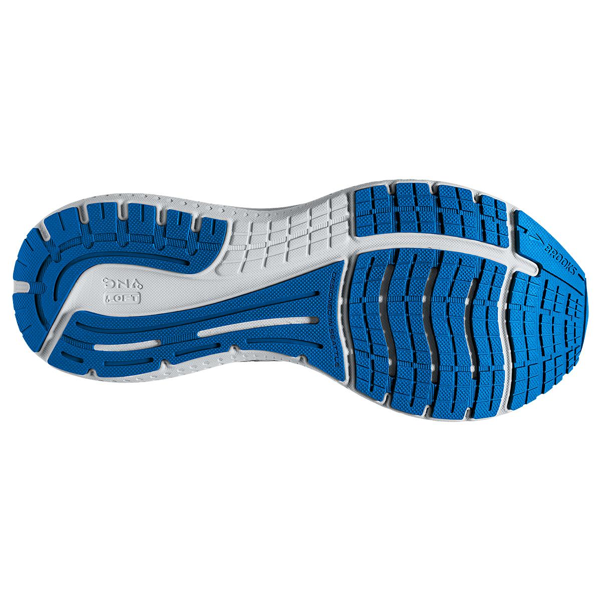 Men's Brooks Glycerin 19 Running Shoe - Color: Quarry/Grey/Dark - Size: 7 - Width: Regular, Quarry/Grey/Dark, large, image 3