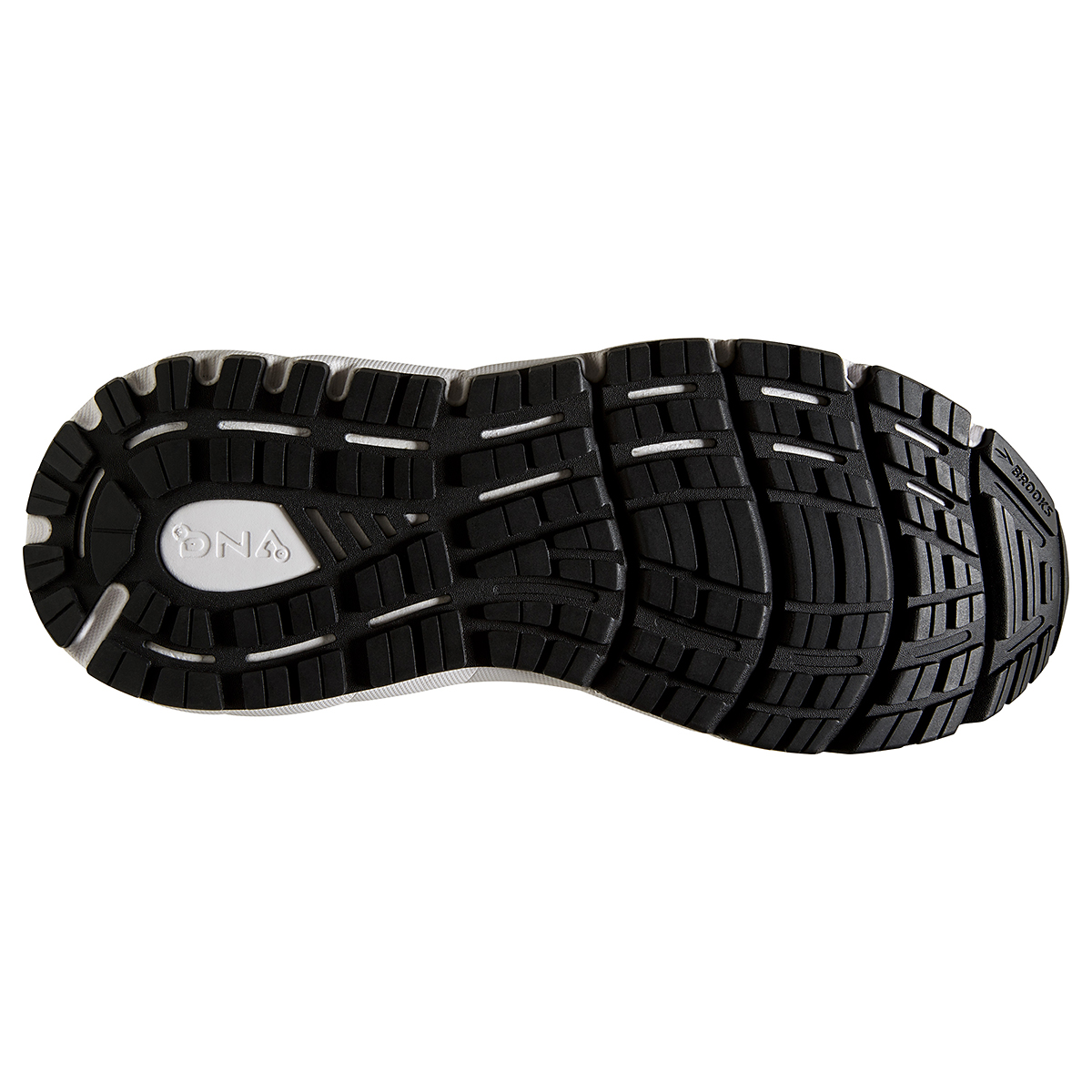 Men's Brooks Addiction GTS 15 Running Shoe - Color: India Ink/Black/Blue - Size: 7 - Width: Regular, India Ink/Black/Blue, large, image 4