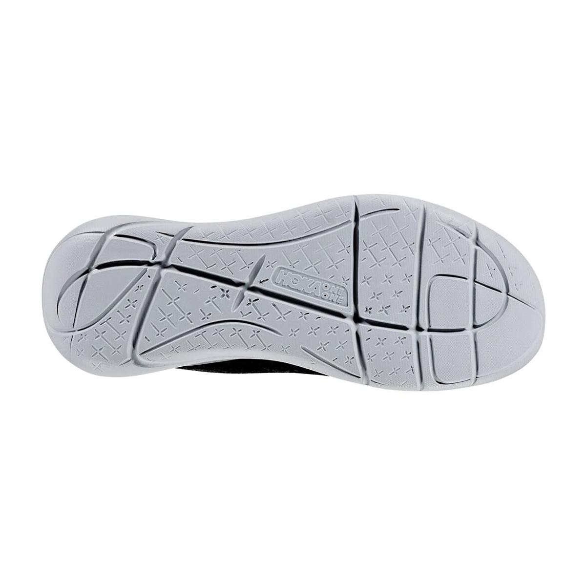Women's Hoka One One Hupana Flow Wool Running Shoe - Color: Dark Shadow/Wild Dove - Size: 5 - Width: Regular, Dark Shadow/Wild Dove, large, image 4