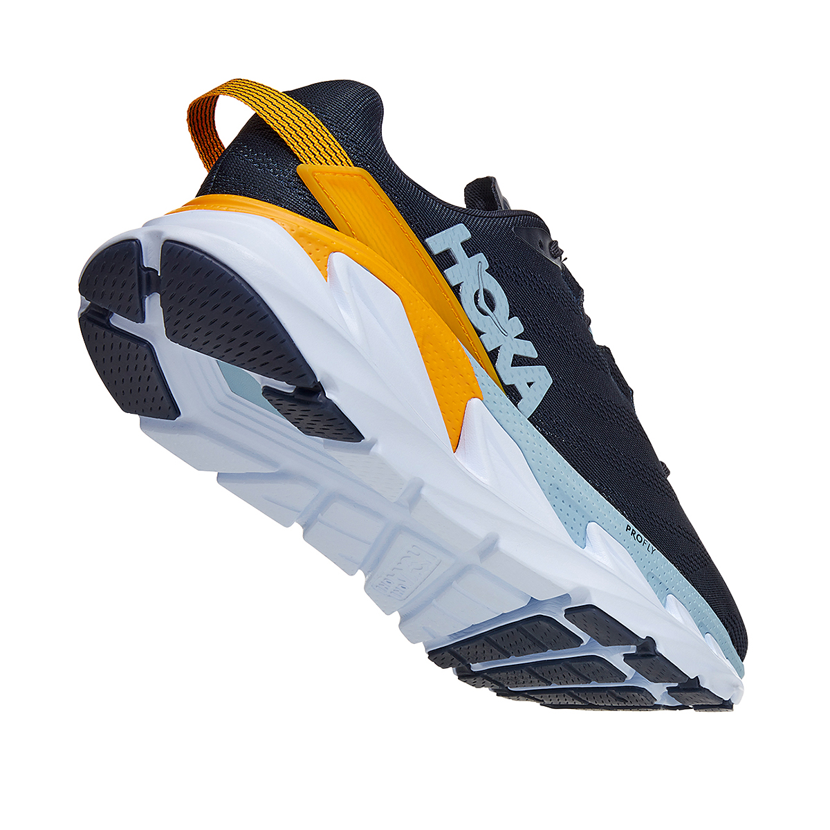 Men's Hoka One One Elevon 2 Running Shoe - Color: Ombre Blue - Size: 7 - Width: Regular, Ombre Blue, large, image 4