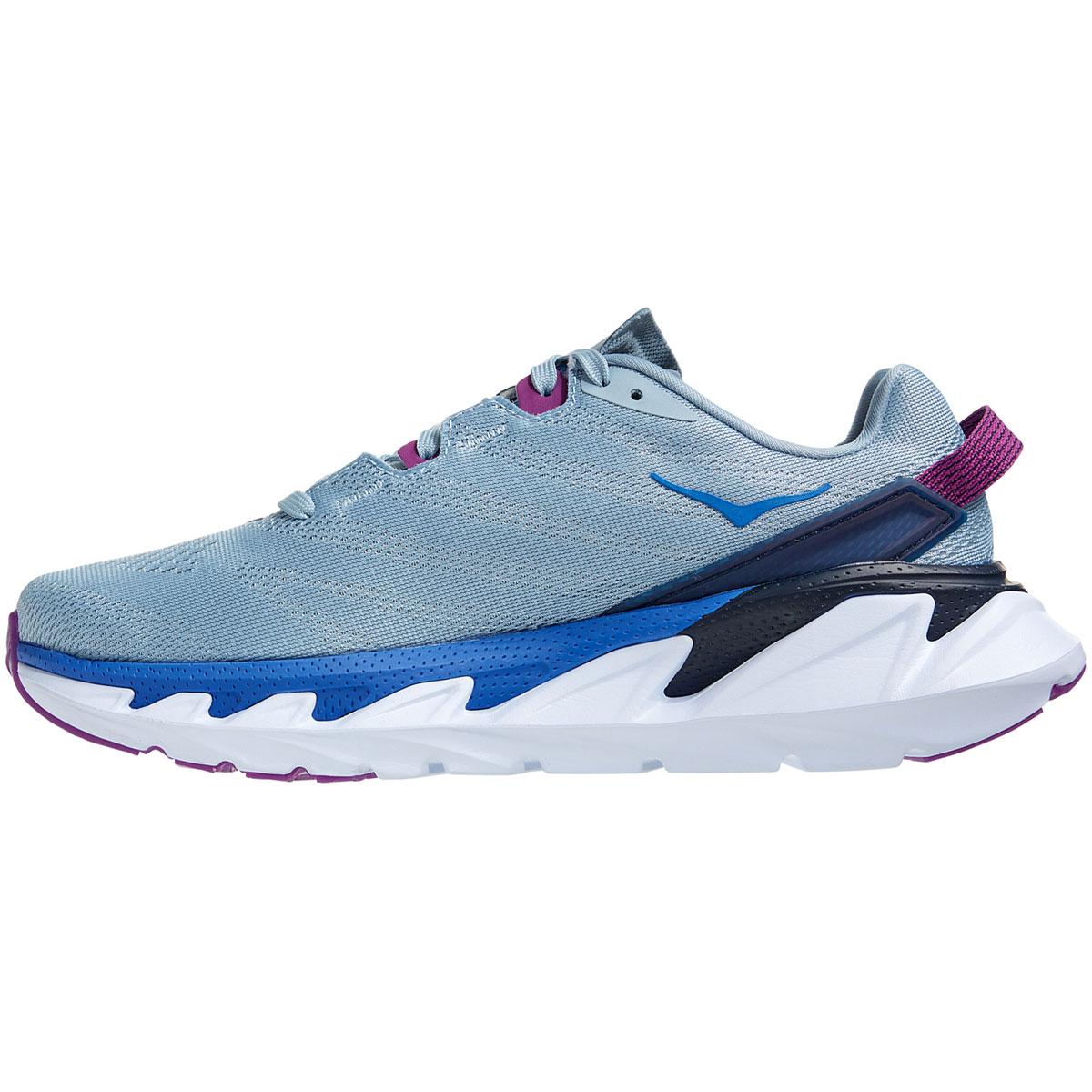 Women's Hoka One One Elevon 2 Running Shoe - Color: Ballad Blue - Size: 5 - Width: Regular, Ballad Blue, large, image 2