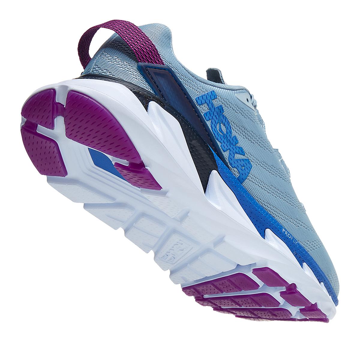 Women's Hoka One One Elevon 2 Running Shoe - Color: Ballad Blue - Size: 5 - Width: Regular, Ballad Blue, large, image 4
