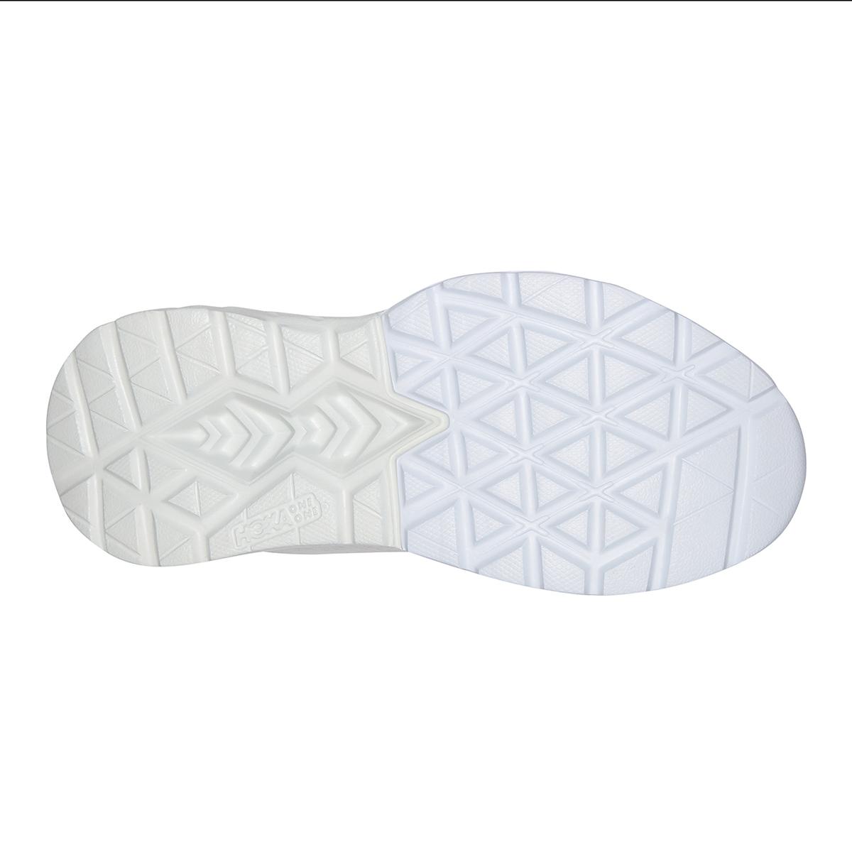 Women's Hoka One One Mach 3 Running Shoe - Color: White (Regular Width) - Size: 5, White, large, image 6