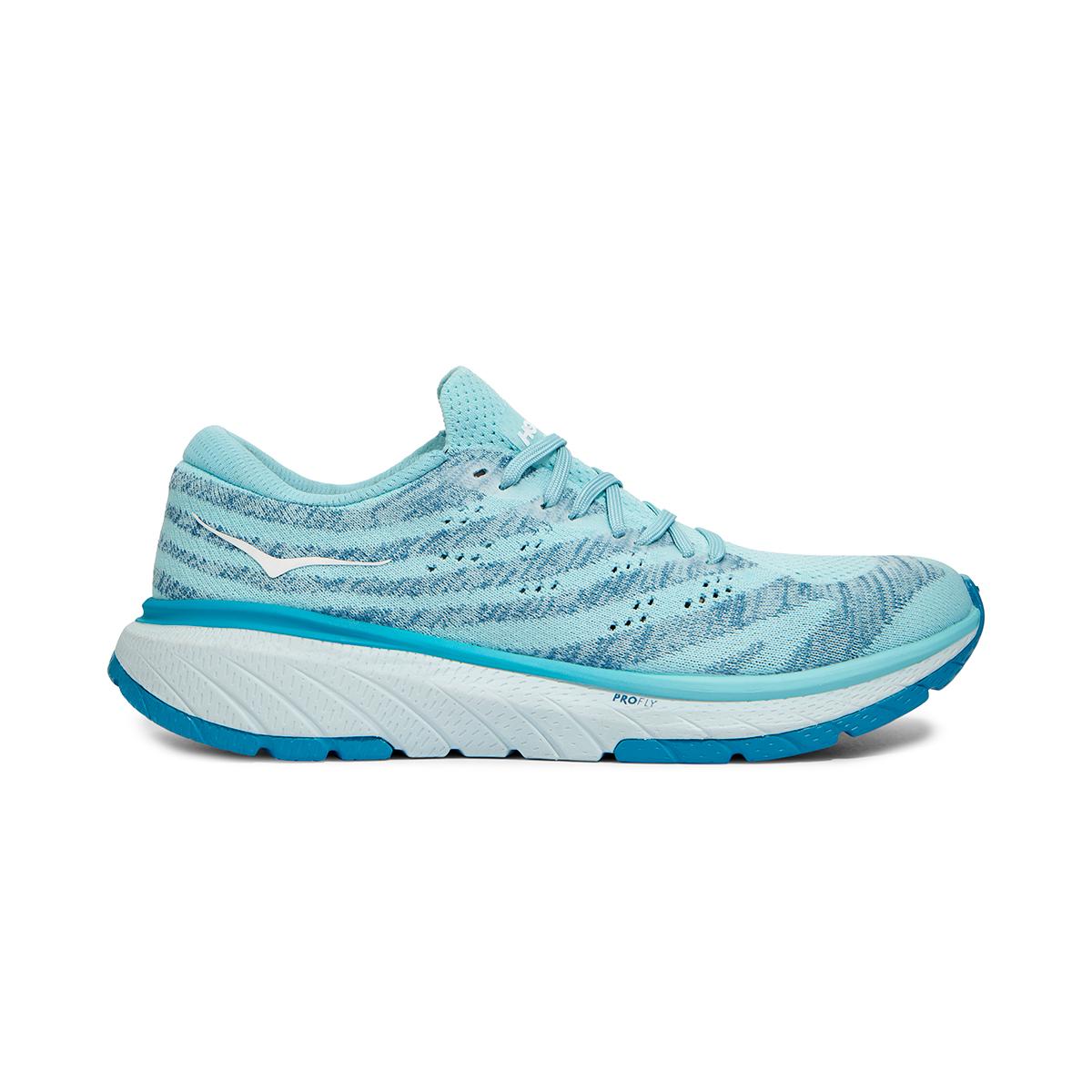Women's Hoka One One Cavu 3 Running Shoe - Color: Stellar  - Size: 5 - Width: Regular, Stellar, large, image 1