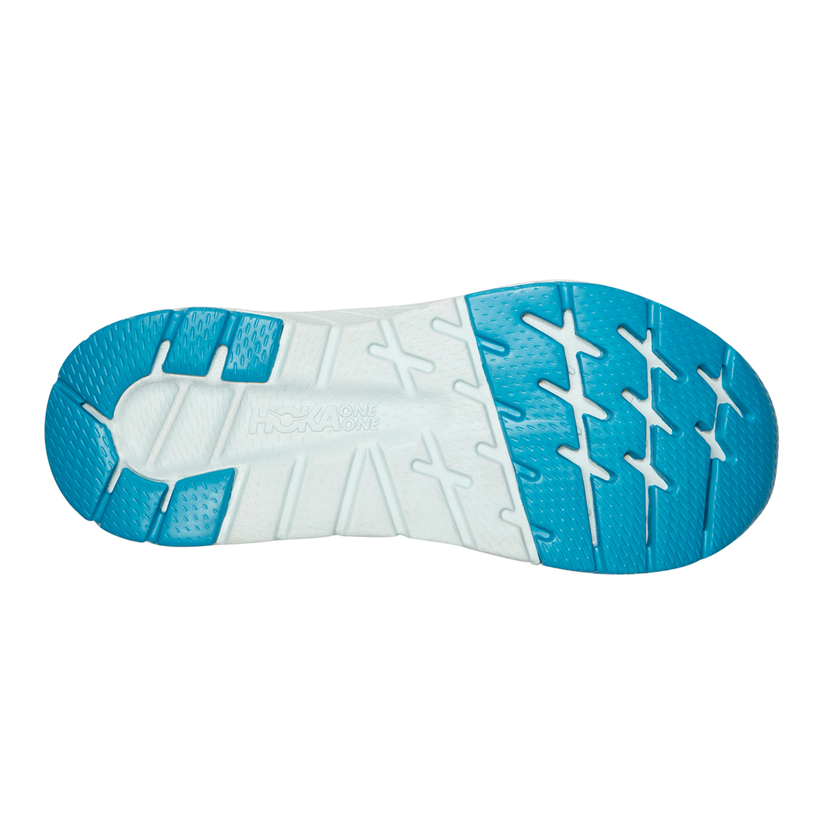 Women's Hoka One One Cavu 3 Running Shoe - Color: Stellar  - Size: 5 - Width: Regular, Stellar, large, image 4