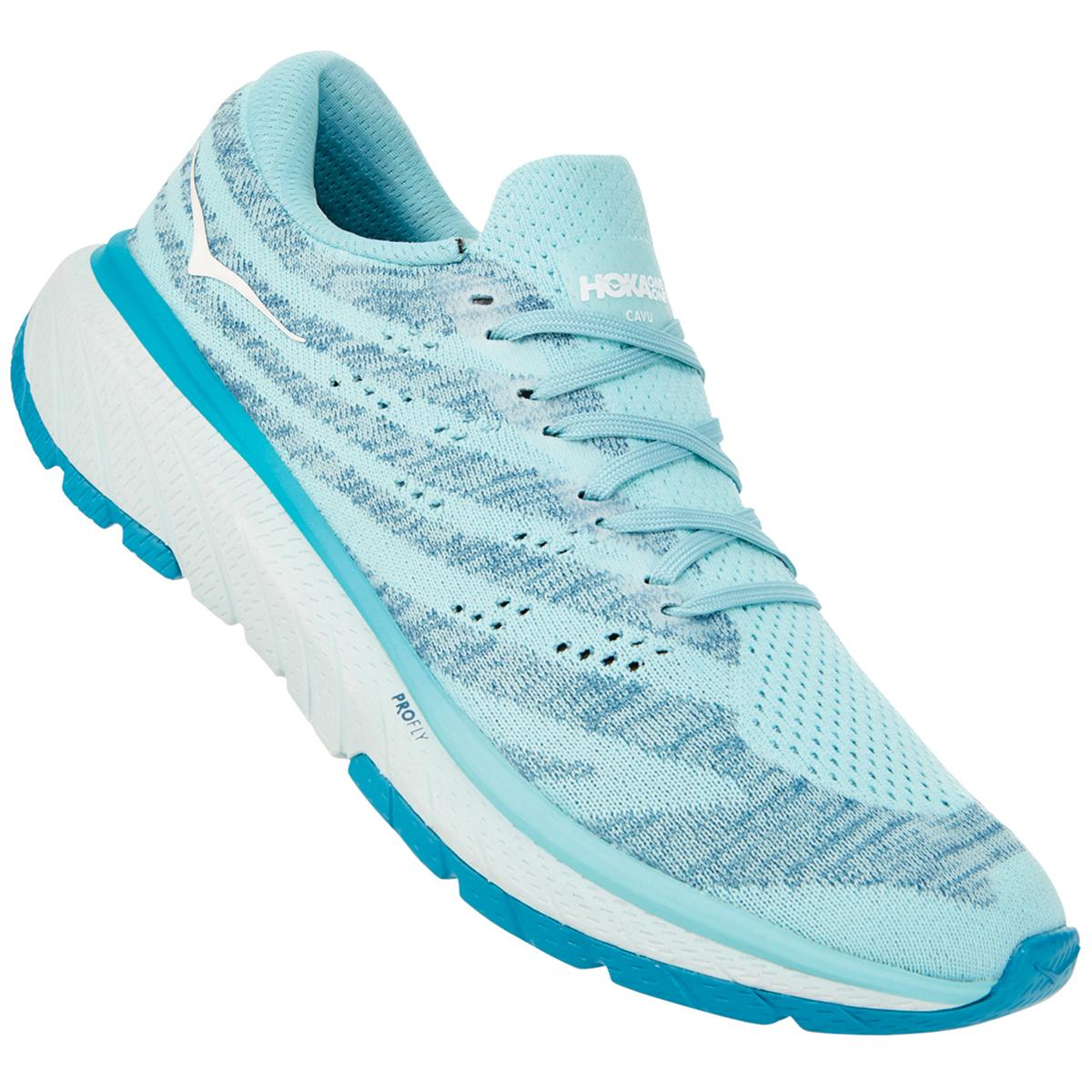Women's Hoka One One Cavu 3 Running Shoe - Color: Stellar  - Size: 5 - Width: Regular, Stellar, large, image 5