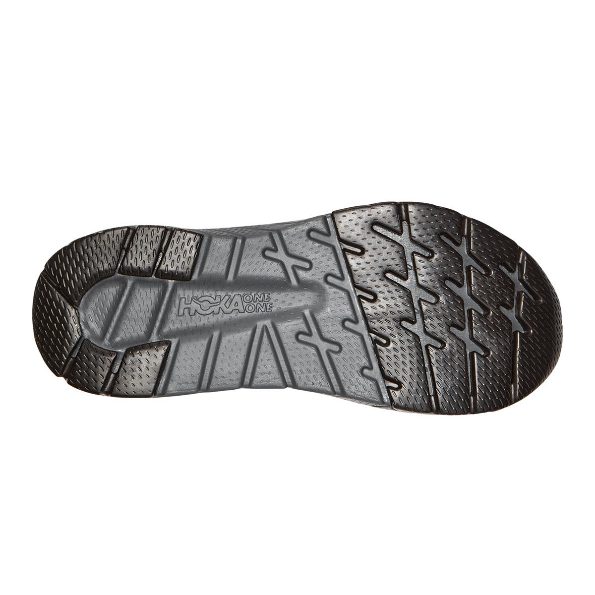 Women's Hoka One One Cavu 3 Slip Running Shoe - Color: Black/Dark Shadow - Size: 5 - Width: Regular, Black/Dark Shadow, large, image 4