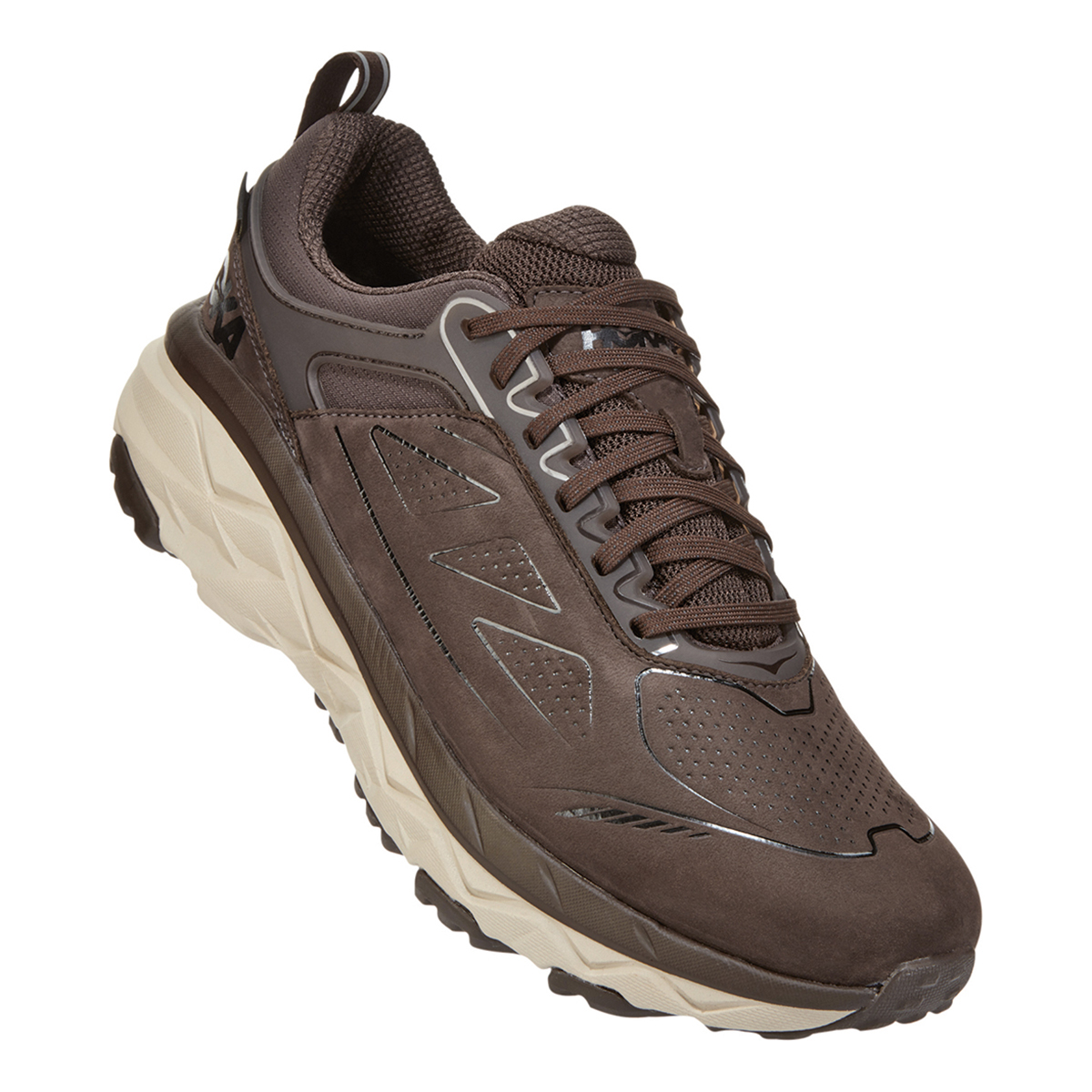 Men's Hoka One One Challenger Low Gore-Tex Trail Running Shoe - Color: Demitasse - Size: 7 - Width: Regular, Demitasse, large, image 5