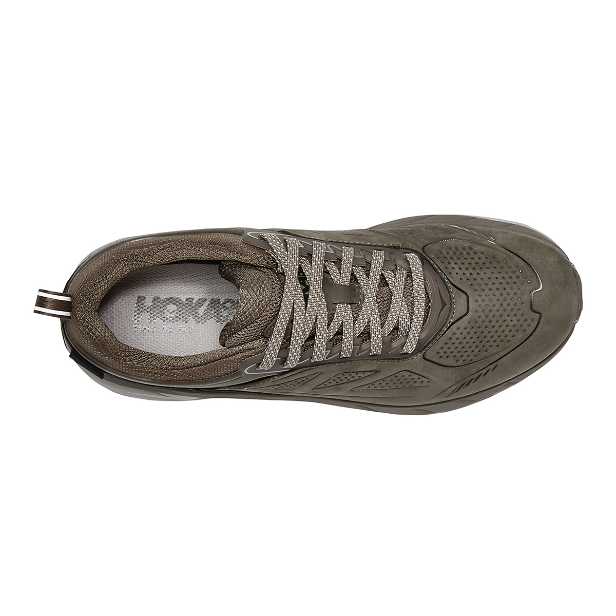 Women's Hoka One One Challenger Low Gore-Tex Trail Running Shoe - Color: Major Brown/Heather - Size: 5 - Width: Regular, Major Brown/Heather, large, image 5