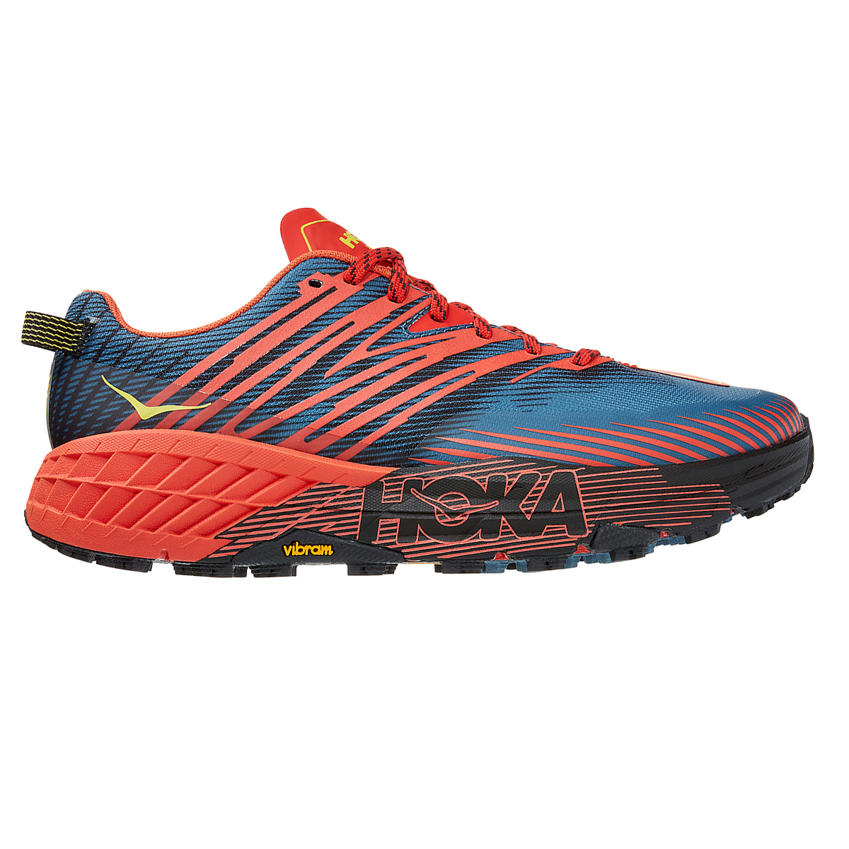 Men's Hoka One One Speedgoat 4 Trail Running Shoe, , large, image 1