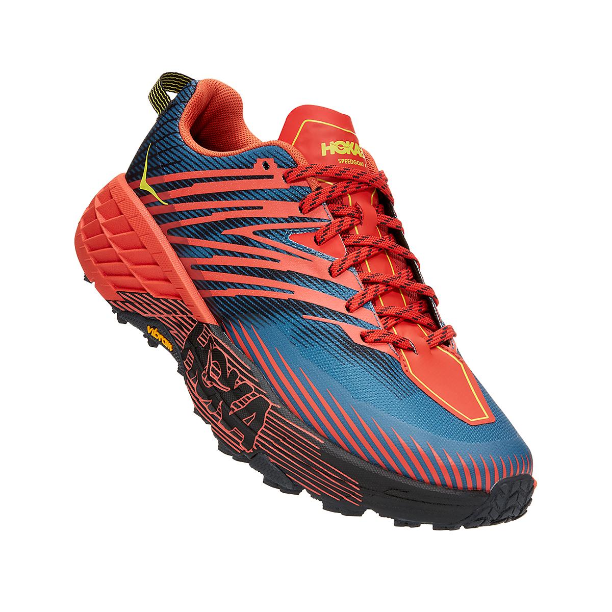 Men's Hoka One One Speedgoat 4 Trail Running Shoe, , large, image 3
