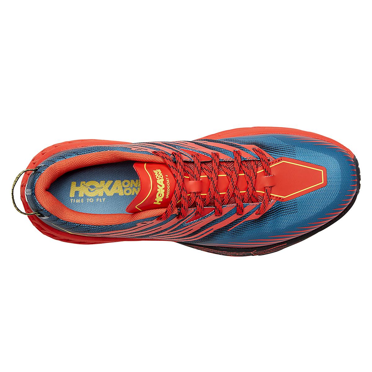 Men's Hoka One One Speedgoat 4 Trail Running Shoe, , large, image 2