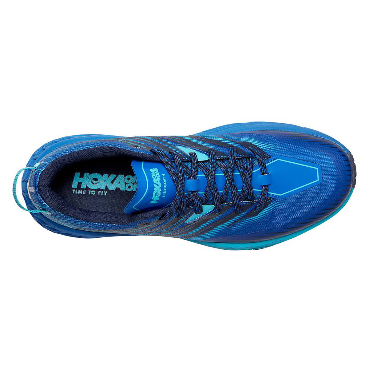 Men's Hoka One One Speedgoat 4 Trail Running Shoe, , large, image 3