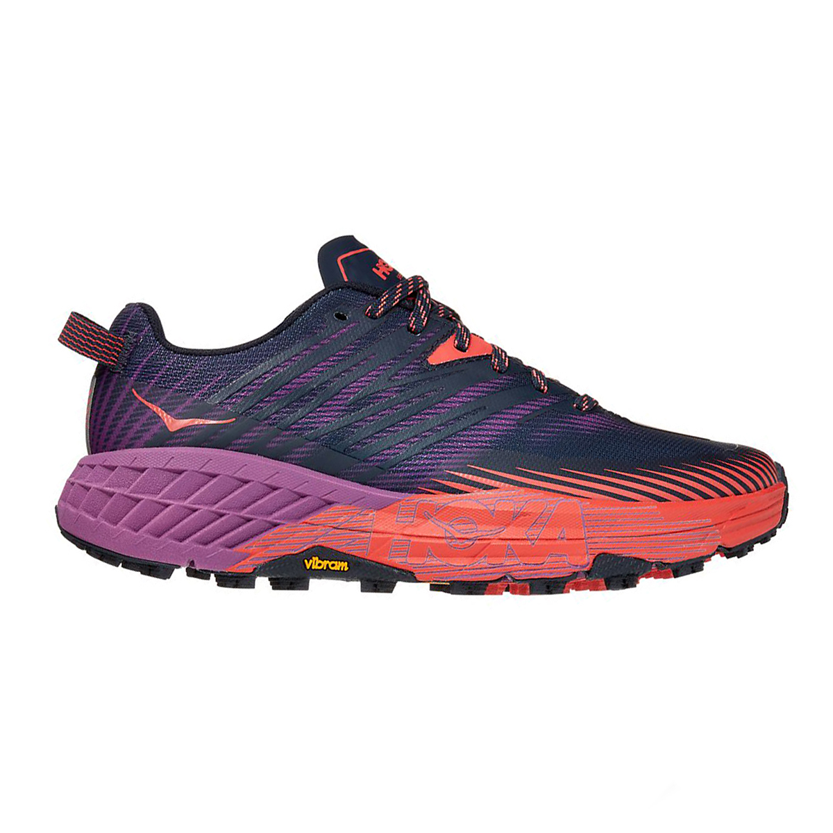 Women's Hoka One One Speedgoat 4 Trail Running Shoe, , large, image 1