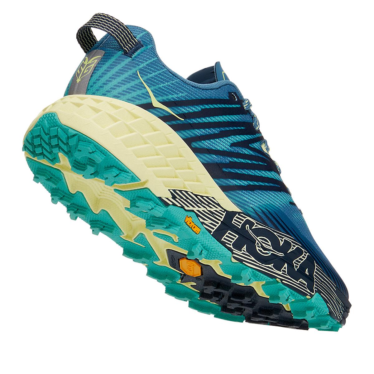 Women's Hoka One One Speedgoat 4 Trail Running Shoe, , large, image 6