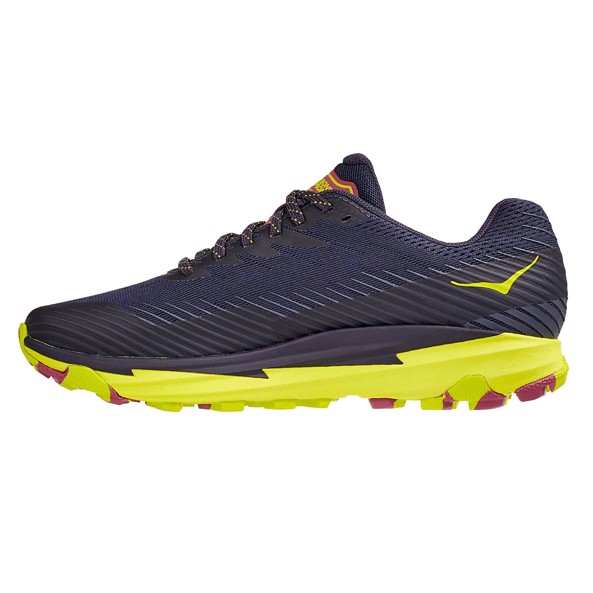 Women's Hoka One One Torrent 2 Trail Running Shoe - Color: Deep Well/Eve - Size: 5 - Width: Regular, Deep Well/Eve, large, image 6