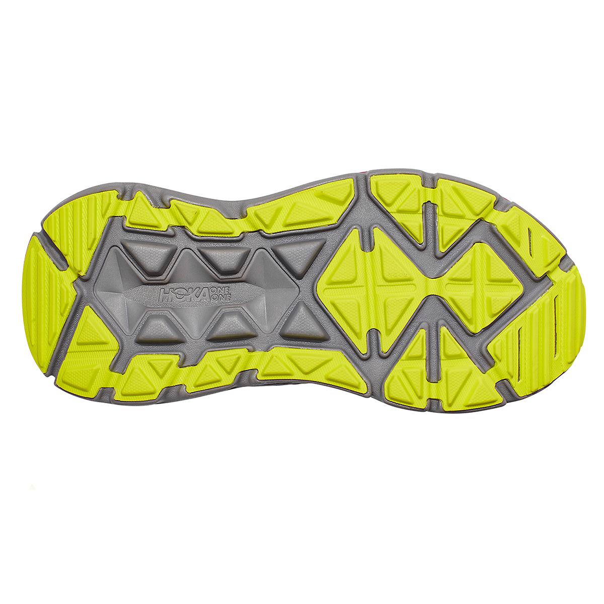 Women's Hoka One One Stinson Atr 6 Trail Running Shoe - Color: Deep Well/Evening Primrose - Size: 5 - Width: Regular, Deep Well/Evening Primrose, large, image 3