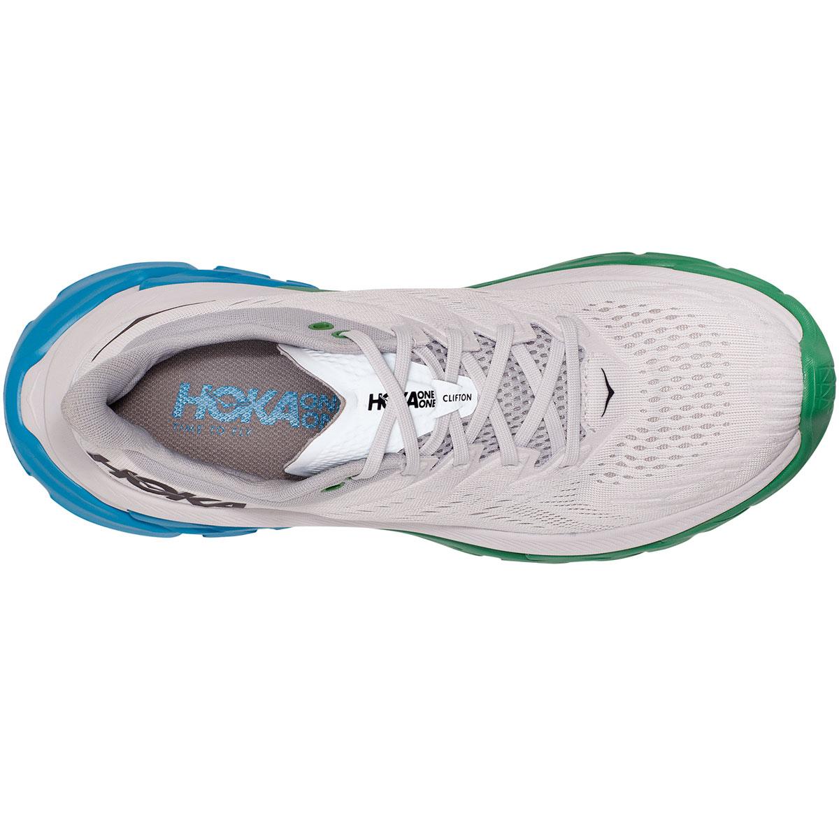 Men's Hoka One One Clifton Edge Running Shoe - Color: Nimbus Cloud - Size: 7 - Width: Regular, Nimbus Cloud, large, image 2