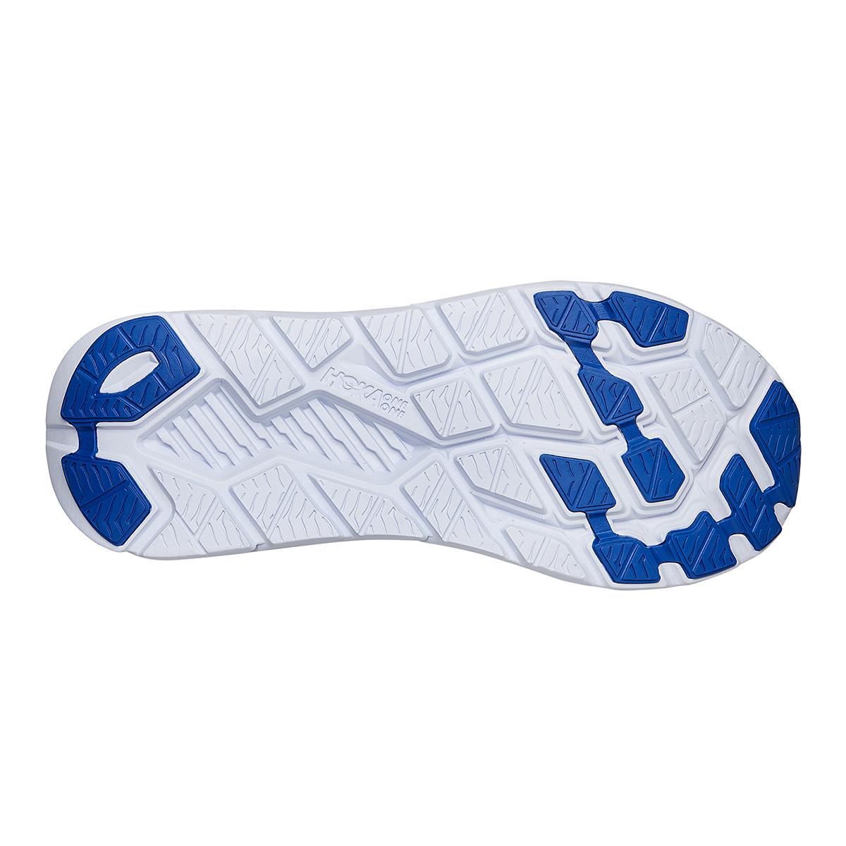 Men's Hoka One One Rincon 2 Running Shoe - Color: Fiesta/Turkish White - Size: 7 - Width: Regular, Fiesta/Turkish White, large, image 6