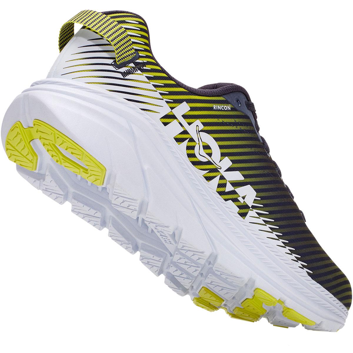 Men's Hoka One One Rincon 2 Running Shoe - Color: Odyssey Grey - Size: 10 - Width: Regular, Odyssey Grey, large, image 5