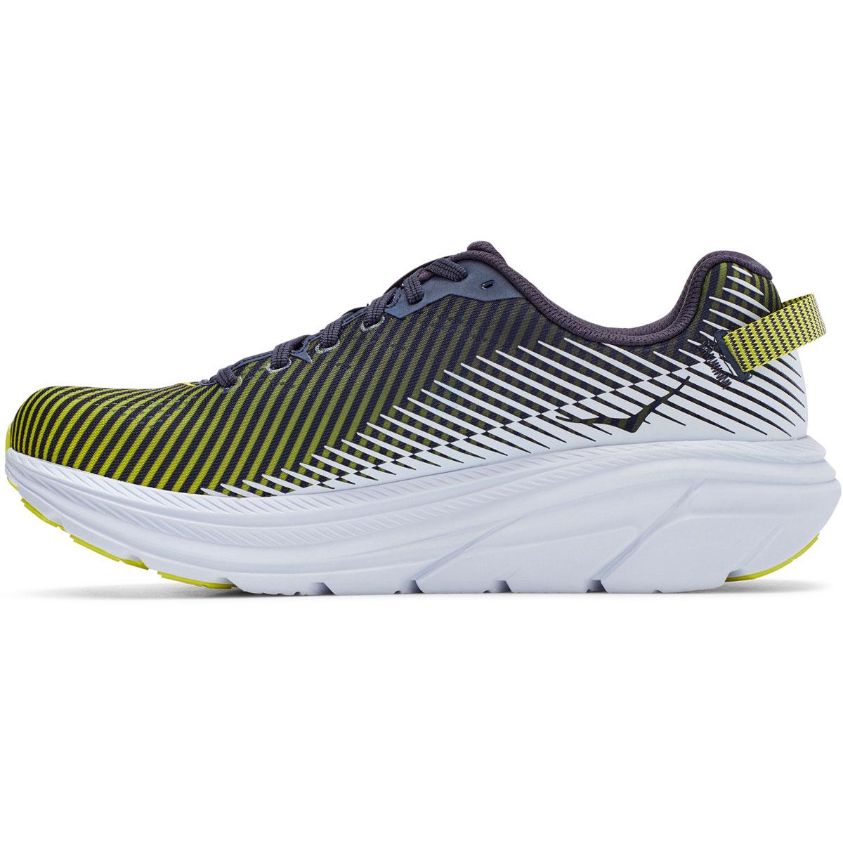 Men's Hoka One One Rincon 2 Running Shoe - Color: Odyssey Grey - Size: 10 - Width: Regular, Odyssey Grey, large, image 6