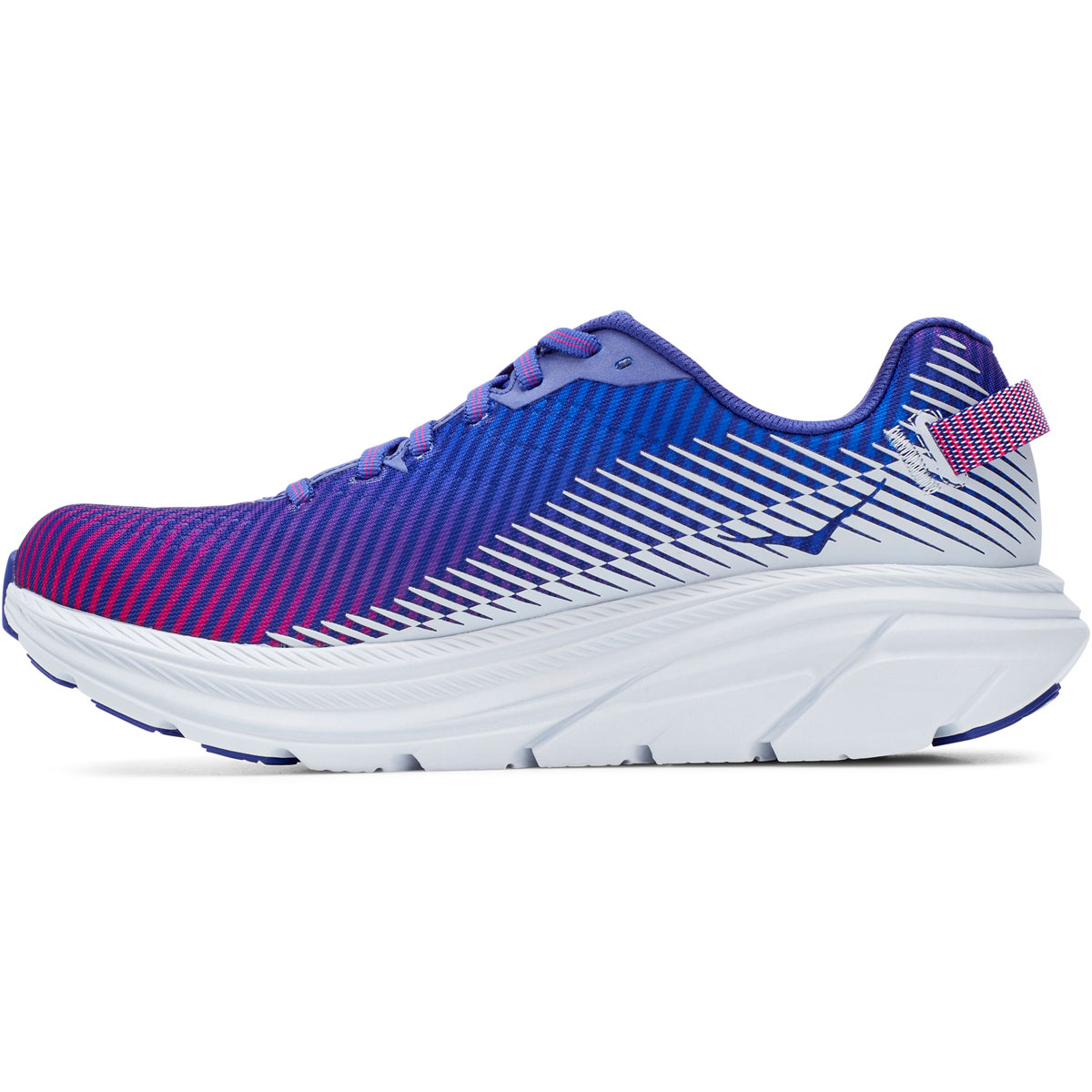 Women's Hoka One One Rincon 2 Running Shoe - Color: Clematis Blue - Size: 5 - Width: Regular, Clematis Blue, large, image 6