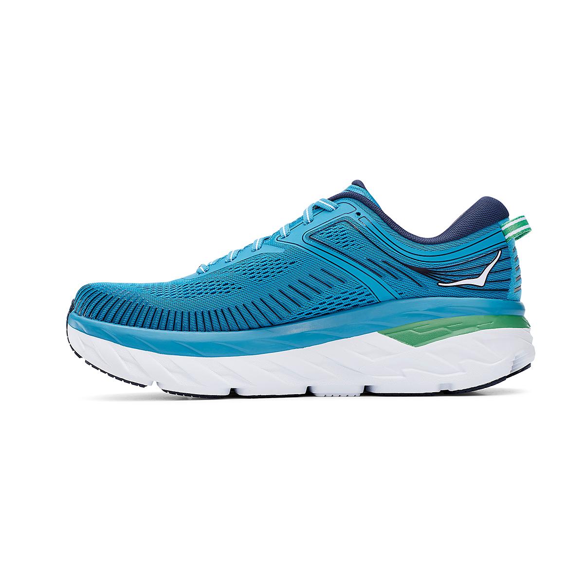 Men's Hoka One One Bondi 7 Running Shoe, , large, image 2